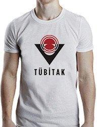 Baskılı Tübitak Tişörtü