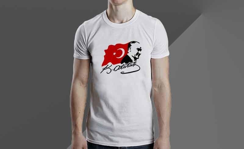 Atatürklü Tişörtler