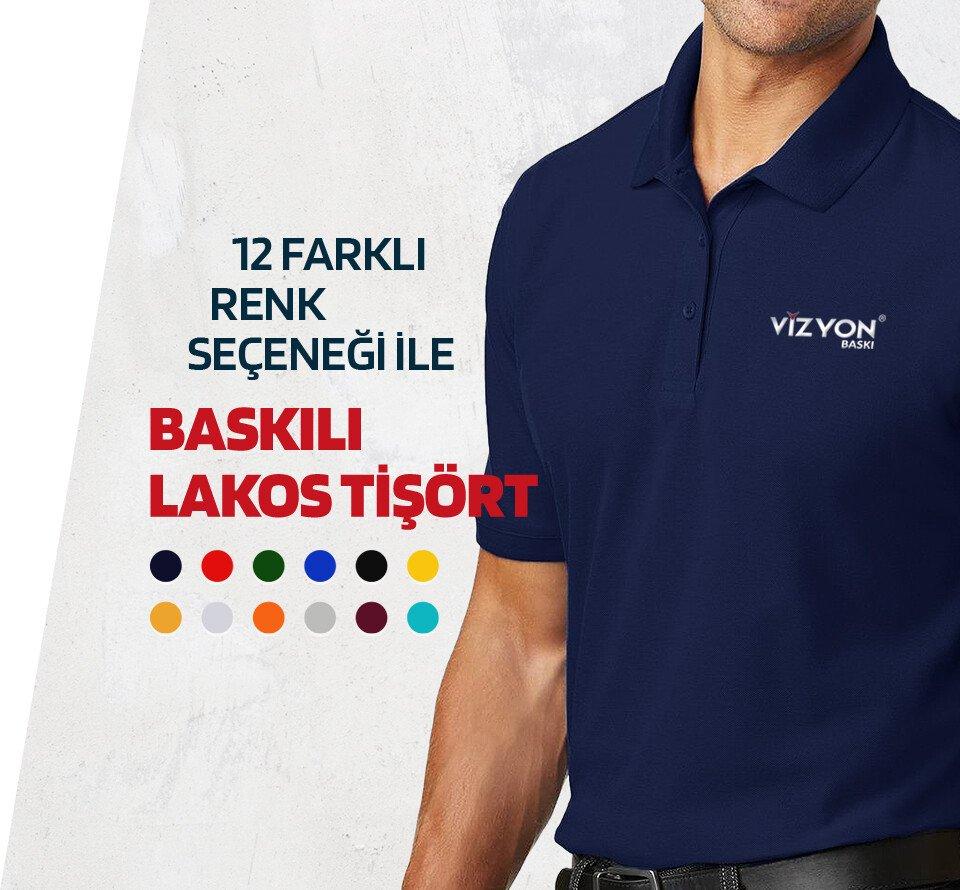 Lakos Tişört